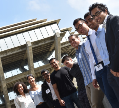SDNI-REU at UC San Diego: Putting the Experience in REU